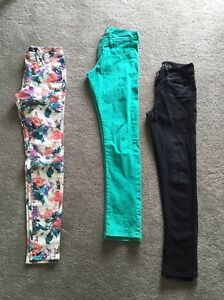 3 X skinny leg jeans. Millfield Cessnock Area Preview