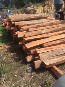 SPLIT FENCE POSTS FOR SALE Nana Glen Coffs Harbour Area Preview