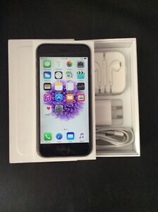 LIKE NEW APPLE IPHONE 6 16GB BLACK UNLOCKED QUICK SALE Liverpool Liverpool Area Preview