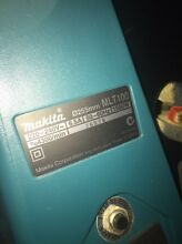 Makita 255mm diameter MLT100 table Saw Mount Pritchard Fairfield Area Preview