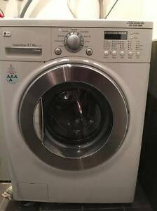 LG washer and dryer Bondi Beach Eastern Suburbs Preview
