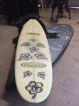7ft mini mal Surfboard! Comes with board bag! Please make an offer!! Cleveland Redland Area Preview