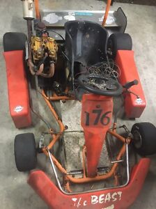 Go kart Pacific Pines Gold Coast City Preview