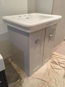 600mm FRENCH PROVINCIAL TRADITIONAL BATHROOM VANITY Rozelle Leichhardt Area Preview