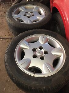 Ford 16inch rims and tyres Port Wakefield Wakefield Area Preview