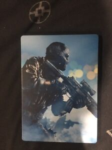 Call of duty Ghosts hard case edition- Xbox 360 (RARE) Bligh Park Hawkesbury Area Preview