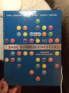 Basic Business Statistics University Textbook Kings Cross Inner Sydney Preview