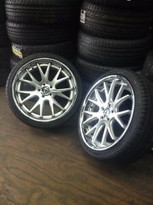 """20"""" Asanti wheels for Audi VW or Mercedes Fortitude Valley Brisbane North East Preview"""
