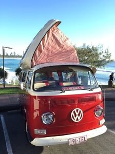 Volkswagen  Kombi 1972 low light bay window camper van dormoile Mudgeeraba Gold Coast South Preview