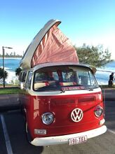 Volkswagen  Kombi 1972 low light bay window camper van dormoile Mudgeeraba Gold Coast South Preview