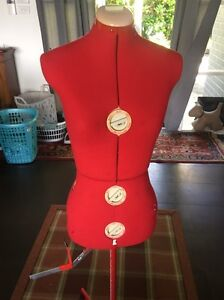 Dressmakers model / mannequin adjustoform style Greenwich Lane Cove Area Preview