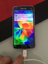Samsung S5 used cracked outter screen Bexley North Rockdale Area Preview