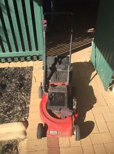 Mower and line Strimmer Willetton Canning Area Preview