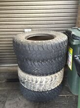 265x75x16 Mud Tyres Tullamarine Hume Area Preview