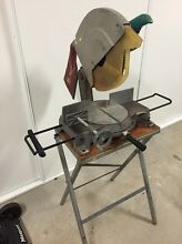 MAKITA LS1400 355MM MITRE SAW MADE IN JAPAN REDUCED Shell Cove Shellharbour Area Preview