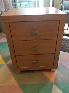 Wooden bedside tables x 2 Erskineville Inner Sydney Preview