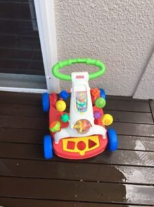 Kids fisher price walker toy Bar Beach Newcastle Area Preview