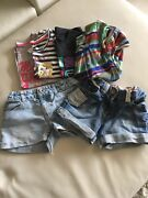 Girls size 6 summer shorts and tops ! Aubin Grove Cockburn Area Preview