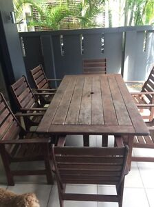 Out door table Mermaid Beach Gold Coast City Preview