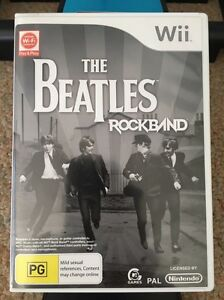 The Beatles Rock Band Limited Edition with Drums, Guitar & Mic for Wii Maryland Newcastle Area Preview