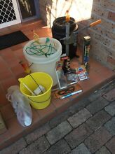 Home brewing kit complete!! Barden Ridge Sutherland Area Preview