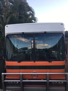 Mercedes-Benz bus Mooroobool Cairns City Preview