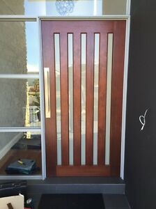 Solid timber front door Botany Botany Bay Area Preview
