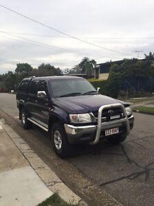 2002 Toyota Hilux SR5 turbo diesel 1KZ Acacia Ridge Brisbane South West Preview