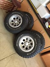 Mickey Thompson classic locks rims and tyres suit Hilux Jane Brook Swan Area Preview