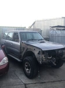 Wrecking 1998 Nissan patrol gu rd28 manual can post all parts Aus wide Burleigh Heads Gold Coast South Preview