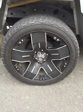 20inch wheels on coopers Fairfield Brisbane South West Preview