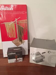 Pasta Maker and accessories Macquarie Links Campbelltown Area Preview