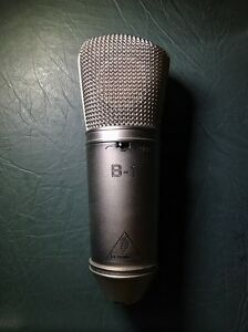 Behringer B-1 Condenser microphone Gilston Gold Coast West Preview