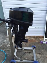 Mercury 25hp seapro outboard motor Old Guildford Fairfield Area Preview