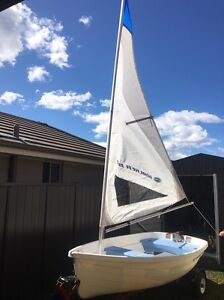2010 Walker Bay Sail/Motor/Tender boat Albion Park Rail Shellharbour Area Preview