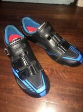 Shimano road cycling shoes size 46 eur Palmyra Melville Area Preview