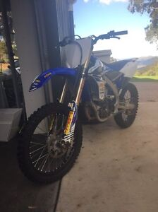 2014 YZ 450f Middle Ridge Toowoomba City Preview