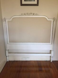 Beautiful Double Bed Head - French country style