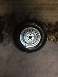 Toyota hilux spare wheel Montrose Yarra Ranges Preview