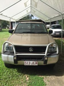 2006 Holden Rodeo Dual cab Turbo diesel 162000km Mossman Cairns Surrounds Preview
