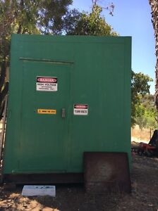 Insulated portable building Stoneville Mundaring Area Preview