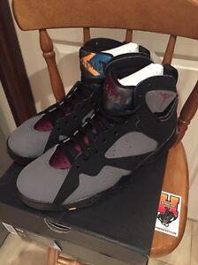 Nike Air Jordan 7 VII Retro Bordeaux Size 10 US [304775-034] Bundoora Banyule Area Preview