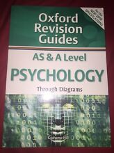 AS&A Level Psychology Book Brand New Year 11 & 12 ATAR Bentley Canning Area Preview