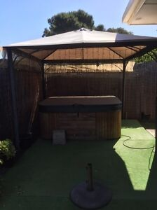 Gazebo Black Forest Unley Area Preview