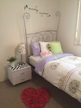 Gorgeous King single bed, mattress and side table Elanora Gold Coast South Preview