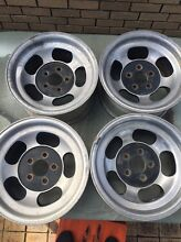 Ford/valiant jellybean rims Girrawheen Wanneroo Area Preview