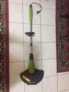 ROK 450W electric grass trimmer/wipper snipper
