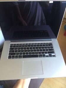 Macbook Pro Retina 15 inches 512GB Core i7 Springvale Greater Dandenong Preview