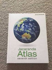 Jacaranda Atlas Seventh Edition Everton Hills Brisbane North West Preview