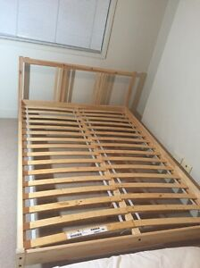 Double bed frame and mattress for sale Homebush Strathfield Area Preview